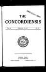The Concordiensis, Volume 36, No 13