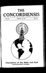 The Concordiensis, Volume 36, No 18 by Federick S. Harris