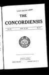 The Concordiensis, Volume 36, No 21 by Herman H. Hitchcock