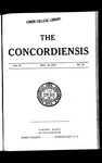 The Concordiensis, Volume 36, No 25