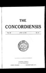 The Concordiensis, Volume 36, No 27