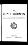 The Concordiensis, Volume 36, No 11 by Federick S. Harris