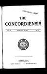 The Concordiensis, Volume 36, No 15 by Federick S. Harris