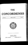The Concordiensis, Volume 36, No 22 by Herman H. Hitchcock
