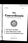 The Concordiensis, Volume 37, No 11 by H. Herman Hitchcock
