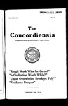 The Concordiensis, Volume 37, No 12 by H. Herman Hitchcock