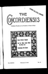 The Concordiensis, Volume 37, No 13 by H. Herman Hitchcock