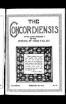The Concordiensis, Volume 37, No 15 by H. Herman Hitchcock