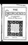 The Concordiensis, Volume 37, No 22