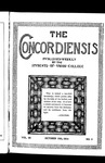 The Concordiensis, Volume 38, No 2