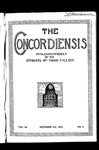 The Concordiensis, Volume 38, No 8