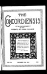 The Concordiensis, Volume 38, No 9 by H. J. Delchamps