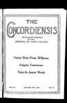 The Concordiensis, Volume 38, No 12 by H. J. Delchamps