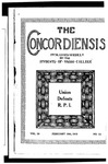 The Concordiensis, Volume 38, No 15 by H. J. Delchamps