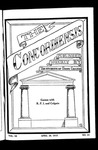 The Concordiensis, Volume 38, No 23 by Richard E. Taylor