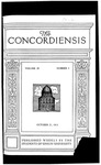 The Concordiensis, Volume 39, No 5 by Richard E. Taylor