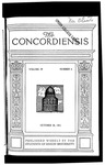 The Concordiensis, Volume 39, No 6 by Richard E. Taylor