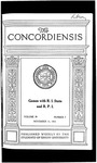 The Concordiensis, Volume 39, No 7 by Richard E. Taylor