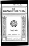 The Concordiensis, Volume 39, No 8