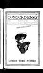 The Concordiensis, Volume 35, No 13 by Henry A. Schermerhorn