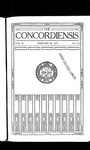 The Concordiensis, Volume 35, No 15 by Frederick S. Harris