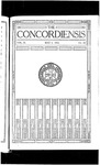 The Concordiensis, Volume 35, No 22 by Frederick S. Harris