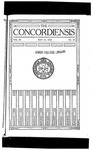 The Concordiensis, Volume 35, No 24 by Frederick S. Harris