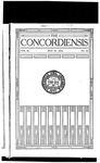The Concordiensis, Volume 35, No 25 by Frederick S. Harris