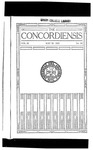The Concordiensis, Volume 35, No 26 by Frederick S. Harris