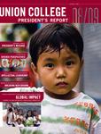 2008-2009 Union College President's Report, Stephen C. Ainlay