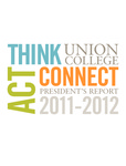 2011-2012 Union College President's Report, Stephen C. Ainlay