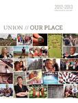 2012-2013 President's Report, Stephen C. Ainlay