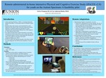 Remote administered in-home interactive Physical and Cognitive Exercise Study (iPACES v2.8) for youth on the Autism Spectrum: A feasibility pilot by IreLee Ferguson