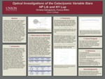 Optical Investigations of the Cataclysmic Variable Stars HP Lib and NY Lup by Christos Kakogiannis