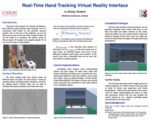 Real-Time Hand Tracking Virtual Reality Interface