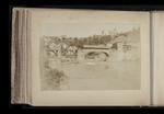 View of the bridge at Laufenburg, Switzerland