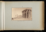 5. Acropolis & Temple of Jupiter by William James Stillman