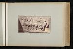 20. Bas relief built into Valerian's restoration by William James Stillman