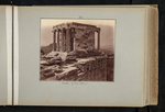 22. Temple of Nike Apteros by William James Stillman