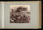 27. Parthenon from the NW by William James Stillman
