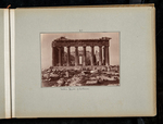 41. Eastern façade of Parthenon by William James Stillman