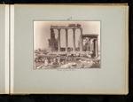 51b. Temple of Minerva Polias by William James Stillman