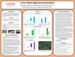 Is Your Water High(on) Concentration? by Alexandra Temple, Devon Hennel, and Troy Hansen