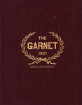 The Garnet, 1901 by Union College issuing body